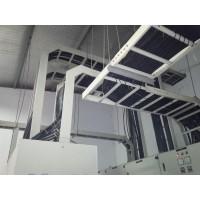 Bảo vệ hệ thống dây cáp và đường truyền tín hiệu nhờ thang cáp điện