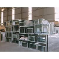 Nâng cấp chất lượng không khí công trình của ống gió