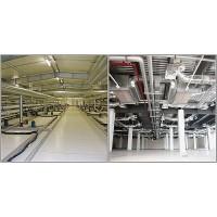 Lắp đặt ống gió – giải pháp điều hòa không khí công suất lớn hiệu quả nhất
