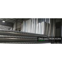 Bảng báo giá mới nhất của ống gió tròn xoắn tại khu vực Nghệ An