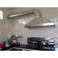 Sản xuất, thiết kế, thi công ống thông gió nhà bếp tại Hà Nam